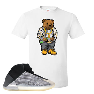 Yeezy Quantum T Shirt | White, Sweater Bear