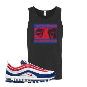 Air Max 97 USA Tank Top | Black, Franklin Eyes