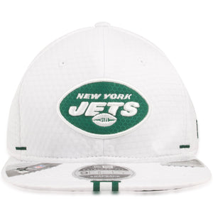 New York Jets 2019 Training Camp White 9Fifty Snapback Hat
