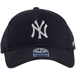 New York Yankees Kid's Sized Navy Blue Adjustable Velcro-Strap Baseball Cap