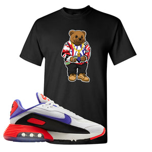 Air Max 2090 Evolution Of Icons T Shirt | Sweater Bear, Black