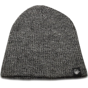Neff Daily Youth Sized Black and White Heather Winter Knit Beanie