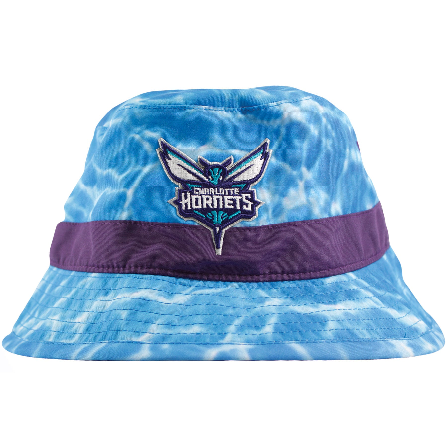 newest d01ea 5dfad ... Charlotte Hornets Surf Camo Mitchell and Ness Bucket Hat ...