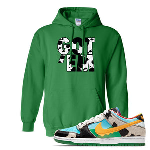 SB Dunk Low 'Chunky Dunky' Hoodie | Irish Green, Got Em