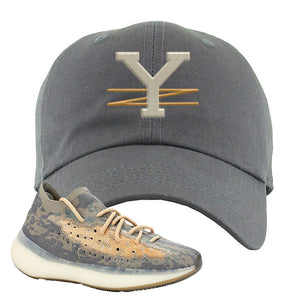 Yeezy Boost 380 Mist Sneaker Olive Dad Hat | Hat to match Adidas Yeezy Boost 380 Mist Shoes | YZ