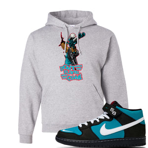 SB Dunk Mid 'Griffey' Hoodie | Ash, Dont Hate The Player