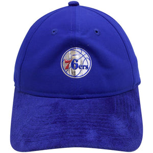 Philadelphia 76ers Blue 2017 NBA Draft Dad Hat