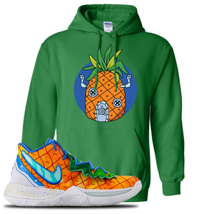Kyrie 5 Pineapple House Hoodie | Irish Green, Pineapple House