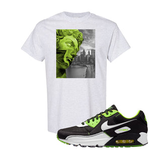 Air Max 90 Exeter Edition Black T Shirt | Miguel, Ash
