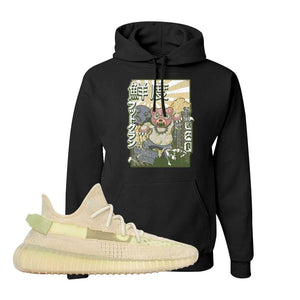 Yeezy Boost 350 V2 Flax Hoodie | Black, Attack of the Bear