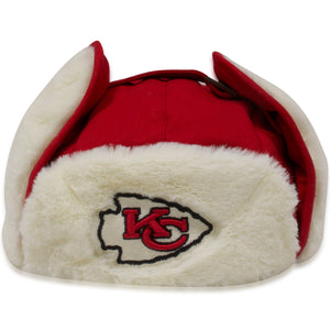 Kansas City Chiefs Red '47 Brand Ushanka Trapper Hat