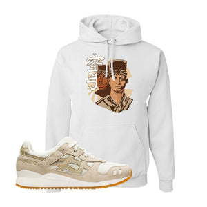 GEL-Lyte III 'Monozukuri Pack' Hoodie | White, Kid N Karate