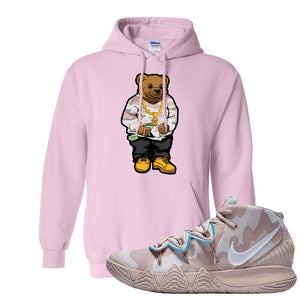 Nike Kybrid S2 What The Inline Pullover Hoodie | Sweater Bear, Light Pink