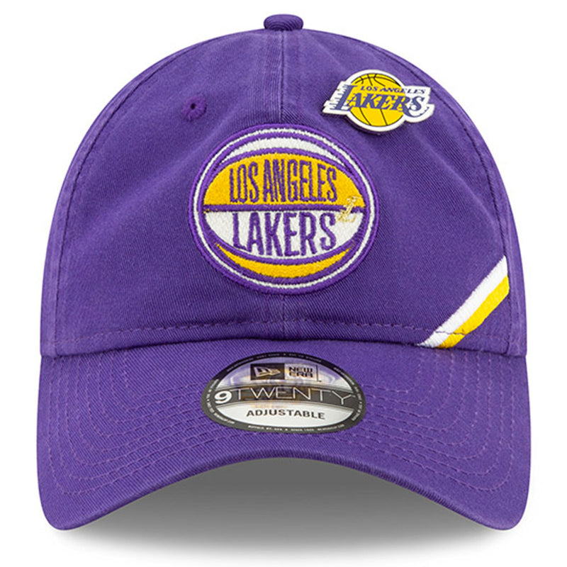 Los Angeles Lakers 2019 NBA Draft On-Stage 9TWENTY Dad Hat