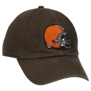 Cleveland Browns Classic Brown '47 Brand Adjustable Dad Hat