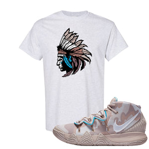Nike Kybrid S2 What The Inline T-shirt | Indian Chief, Ash