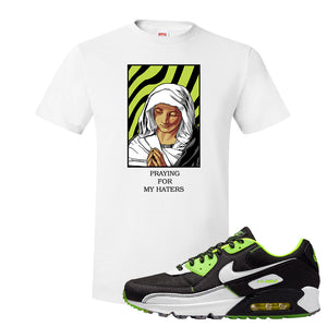 Air Max 90 Exeter Edition Black T Shirt | God Told Me, White