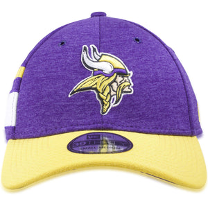 Minnesota Vikings 39Thirty On Field Sideline Flexfit Cap