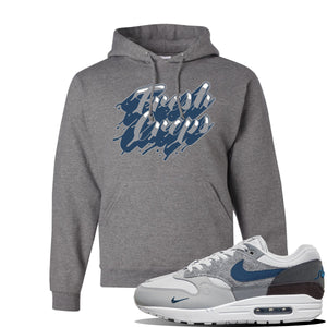 Air Max 1 London City Pack Hoodie | Oxford, Fresh Creps Only