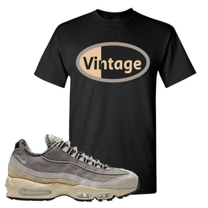 Air Max 95 SE ACG T Shirt | Vintage Oval, Black