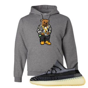 Yeezy Boost 350 V2 Asriel Carbon Pullover Hoodie | Sweater Bear, Oxford