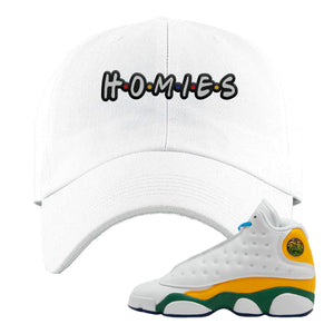 Dad Hats Made To Match Air Jordan 13 Gs Playground Kids Sneakers