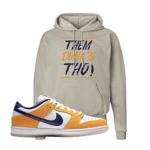 SB Dunk Low Laser Orange Hoodie | Sand, Them Dunks Tho