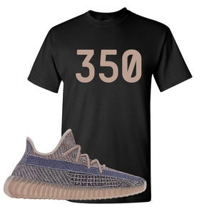 Yeezy Boost 350 V2 Fade T-Shirt | 350, Black