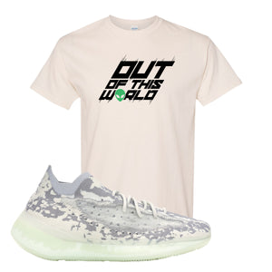 Yeezy 380 Alien T Shirt | White, Outta This World
