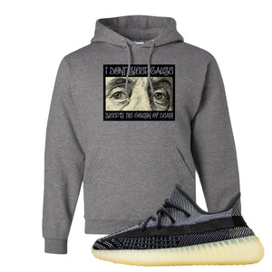 Yeezy Boost 350 V2 Asriel Carbon Pullover Hoodie | Franklin Eyes, Oxford