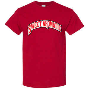 Backwoods Sweet Aromatic Antique Cherry Red T-Shirt