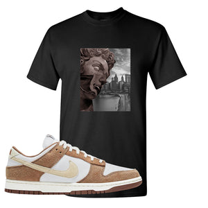 Dunk Low Medium Curry T Shirt | Miguel, Black