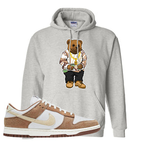 Dunk Low Medium Curry Hoodie | Sweater Bear, Ash
