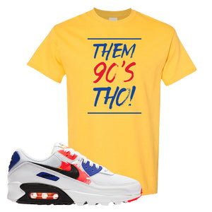 Air Max 90 Paint Streaks T-Shirt | Them 90s Tho, Daisy