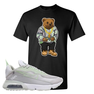 Air Max 2090 'Vast Gray' T Shirt | Black, Sweater Bear