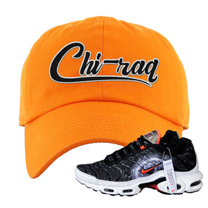 Air Max Plus Supernova 2020 Dad Hat | Orange, Chiraq