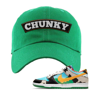 "SB Dunk Low ""Chunky Dunky"" Dad Hat 