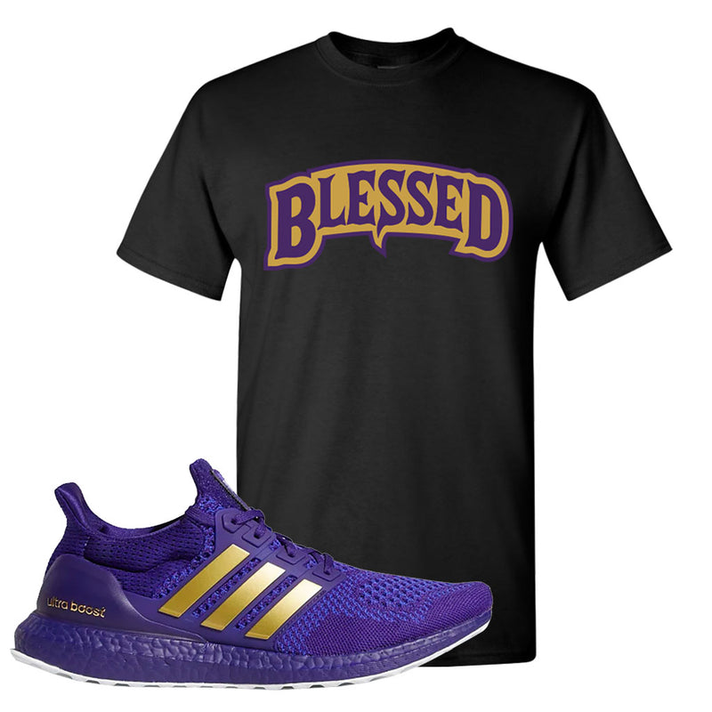 Ultra Boost 1.0 Washington T Shirt | Blessed Arch, Black
