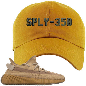 Yeezy Boost 350 V2 Earth Sneaker Dad Hat To Match | SPLY-350, Timberland