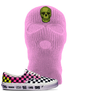 Vans Era Venice Beach Pack Ski Mask | Light Pink, Skull