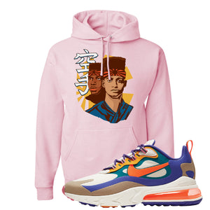 Air Max 270 React ACG Hoodie | Classic Pink, Kid N Karate
