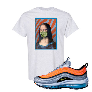Air Max Plus Sky Nike T Shirt | Ash, Mona Lisa Mask