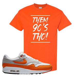 "Air Max 1 ""Magma Orange"" T Shirt 