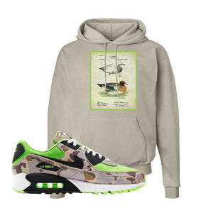 Air Max 90 Duck Camo Ghost Green Hoodie | Sand, Decoy Duck