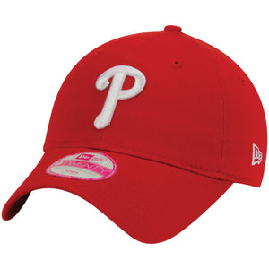 Women's Philadelphia Phillies Classic Red Adjustable Baseball Cap