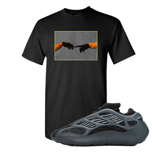 Yeezy 700 v3 Alvah T Shirt | Black, Creation