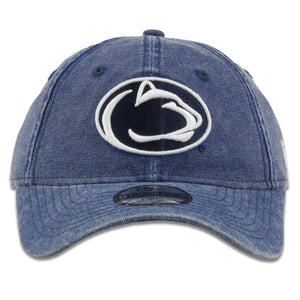 Penn State Nittany Lions Navy Blue Rugged Hue Adjustable 9Twenty Youth Sized Dad Hat