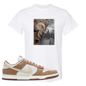 Dunk Low Medium Curry T Shirt | Miguel, White