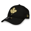 Toronto Raptors 2019 NBA City Series Gold Leaf 9Twenty Black Dad Hat