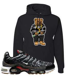 Air Max Plus Remix Pack Hoodie | Sweater Bear, Black